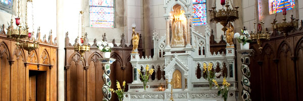Chapelle Notre Dame de Montfaucon-en-Velay
