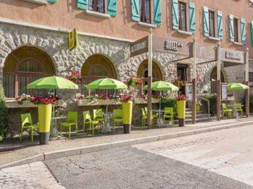 Hôtel restaurant l'avenue 3 étoiles - 2 cheminées